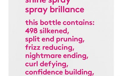 Produkt des Monats März: EVO Love Touch Shine Spray