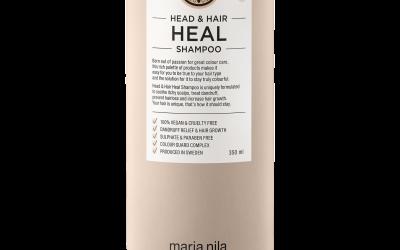Produkt des Monats Dezember Maria Nila Head & Heal Shampoo