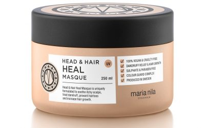 Produkt des Monats April: Maria Nila Head & Hair Heal Maske
